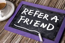 Refer a Friend Month