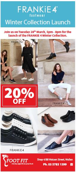 20% Off Frankie4 New Winter Collection